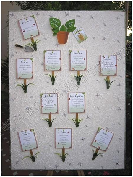 Matrimonio Tema Piante Grasse : Sopralapanca: tableau matrimonio cake topper partecipazioni