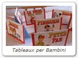 Tableaux per Bambini